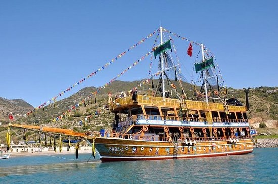 Alanya Water Tours