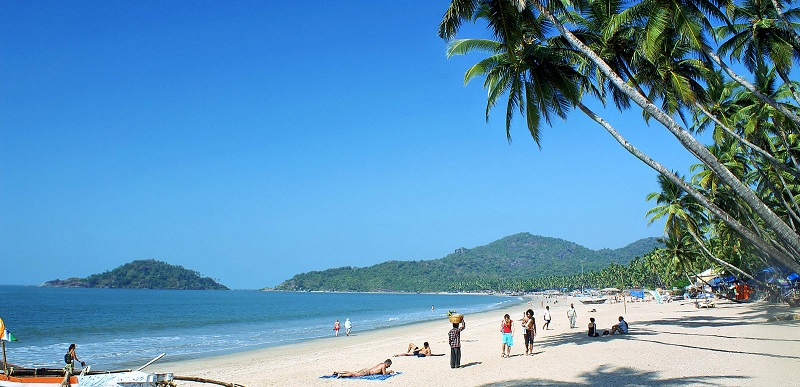 Top Beaches in Goa
