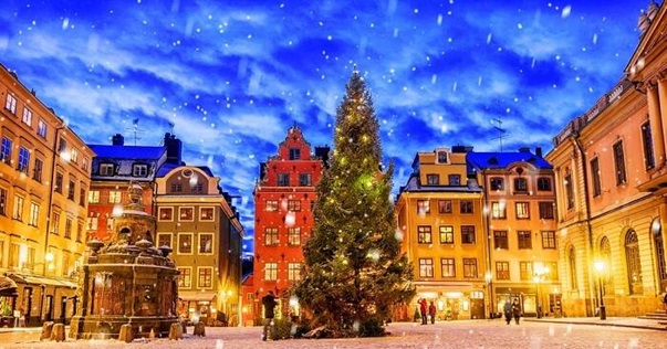 What Are The Best Places To Visit Europe In Christmas Time?